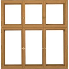 Box window for historic buildings